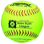 "Diamond 11"" Youth Babe Ruth Fastpitch Softballs - 6 Dozen"