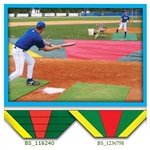 Baseball Bunt Zone Infield Protector