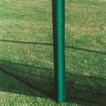 Enduro Baseball Fence 50' Roll Dark Green