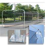 Baseball Batting Cage Pro Tunnel Steel Frame