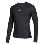 Adidas Alphaskin Long Sleeve Warm Top - Mens