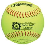 "Diamond Sports 12"" Babe Ruth Official Game Softball 12RYSC BR - 6 Dozen"