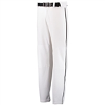 Russell Athletic Open Bottom Piped Baseball Pants - Youth