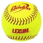 baden asa approved fast pitch softballs 2a311fy dozen