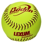 baden asa approved fast pitch softballs 2a312fly dozen