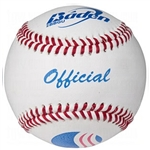 baden 2bbg usssa leather game baseballs dozen