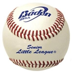 baden 2bbslg senior league baseballs dozen