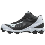 Mizuno 9-Spike Advanced Franchise Mid Molded Baseball Cleats 320550