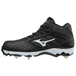 Mizuno 9-Spike Advanced Sweep 4 Mid Womens Metal Cleat - 320574
