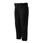 Mizuno Girls Softball Belted Pants 350462