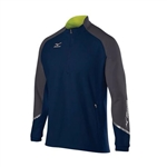 Mizuno Elite 1/2 Zip Mens Pullover Jacket - 350620