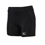 Mizuno Womens Low Rise Padded Sliding Shorts