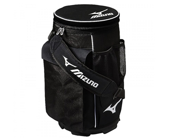 f7cd2daa87 mizuno g2 coaches organizer bucket ball bag