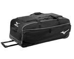 mizuno mx equipment baseball softball wheeled equipment bag 360178