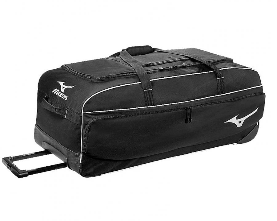 Mizuno Mx Equipment Baseball Softball Wheeled Equipment Bag 360178