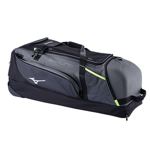 Mizuno Samuari Wheeled Catchers Bag 360271 Pro Player Supply