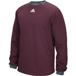 Adidas Men's Dugout Fleece Pullover