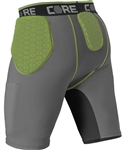 Alleson 3 Padded Integrated Football Girdle