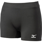 Mizuno Women's Flat Front Volleyball Shorts