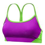 mizuno womens hybrid volleyball bra top 440396
