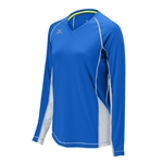 Mizuno Elite 9 Classic Newport Long Sleeve Volleyball Jersey