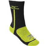 Mizuno Performance Highlighter Crew Sock
