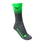 Mizuno Elite 9 Retro Crew Volleyball Sock