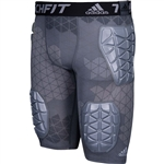 Adidas Men's Techfit Ironskin 5 Pad Girdle