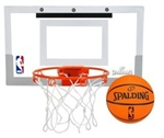 Spalding NBA Slam Jam Over The Door Hoop