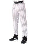 alleson pinstripe baseball pants 605pin