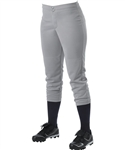 Alleson Womens Fastpitch Pant
