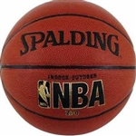 "Spalding NBA Zi/O 29.5"" Basketball"