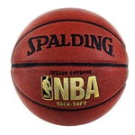 "Spalding NBA Tack Soft 28.5"" Basketball"