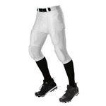 Alleson Adult No Fly Football Pant with Slotted Waist