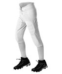 Alleson Adult Solo Football Pants w/ Thigh Pads