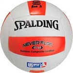 Spalding US Open NeverFlat Volleyball