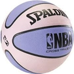 "Spalding NBA Cross Traxxion 28.5"" Basketball"