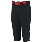 Russell Athletic Low Rise Diamond Fit Softball Knicker Pant - 738