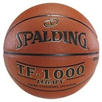 "Spalding TF-1000 Legacy NFHS 28.5"" Basketball"