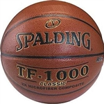 "Spalding TF-1000 Classic NFHS 29.5"" Basketball"