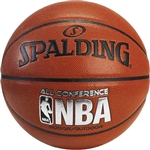 "Spalding NBA All Conference 29.5"" Basketball"