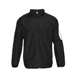 Badger Sideline Pullover Batting Jacket - Adult