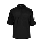 Badger Sideline Short Sleeve Waterproof Pullover - Adult
