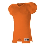 Alleson Solid Color Nylon Football Jersey