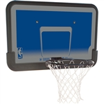 "spalding 44"" eco composite backboard and rim combo"