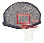 "spalding 48"" eco composite backboard and rim combo"