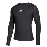 Adidas Alphaskin Long Sleeve Top - Mens / Youth