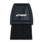 champro umpire base brush, plastic handle (1 dozen)