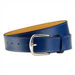 Champro Leather Baseball Belt - Flat