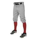 Easton Pro + Knicker Solid Baseball Pants A167103